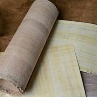 Papyrus, Skriptorium und Pergament