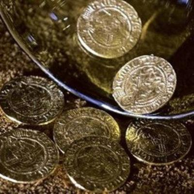Münzen aus der Renaissance & Tudor-Zeit