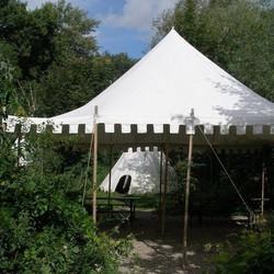 Mittelalterliche Zelte
