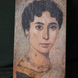 Mumienporträt einer jungen Römerin