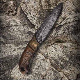 Epic Armoury LARP Holzsman Messer