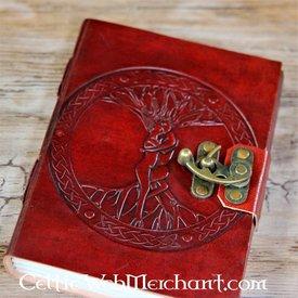 House of Warfare Journal Celtic Tree of Life