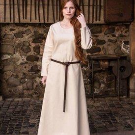 Burgschneider Mittelalterliches Kleid Freya, Naturell