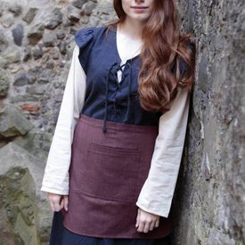 Burgschneider Kleid Agga, Blau