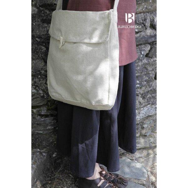 Burgschneider Mittelalterliche Tasche Ehwaz, Naturell