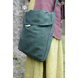 Burgschneider Mittelalterliche Tasche Ehwaz, Grün