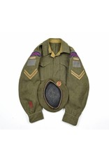 Veldtenue van de North Shore Regiment (D-Day)