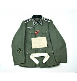 M40 Manschappen jas (Op naam)