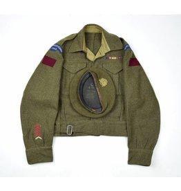 Veldtenue Westminster Regiment