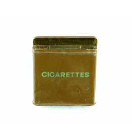 Cigarette Tin