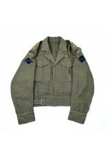 Fort Garry Horse    Uniform Groep   Luitenant J.V. Doig
