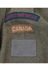 Battledress   Queen's Own Rifles
