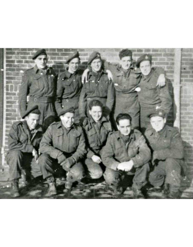 Battledress Lincoln & Welland Regiment 1943