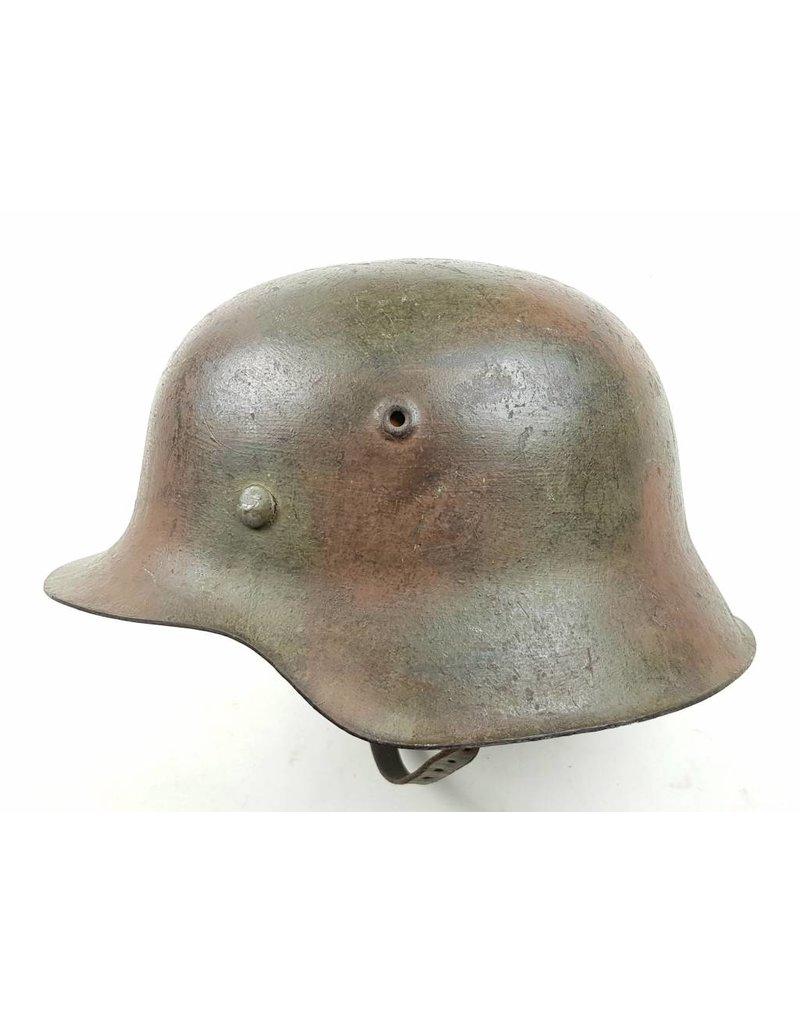Luftwaffe M42 Camouflage Helm