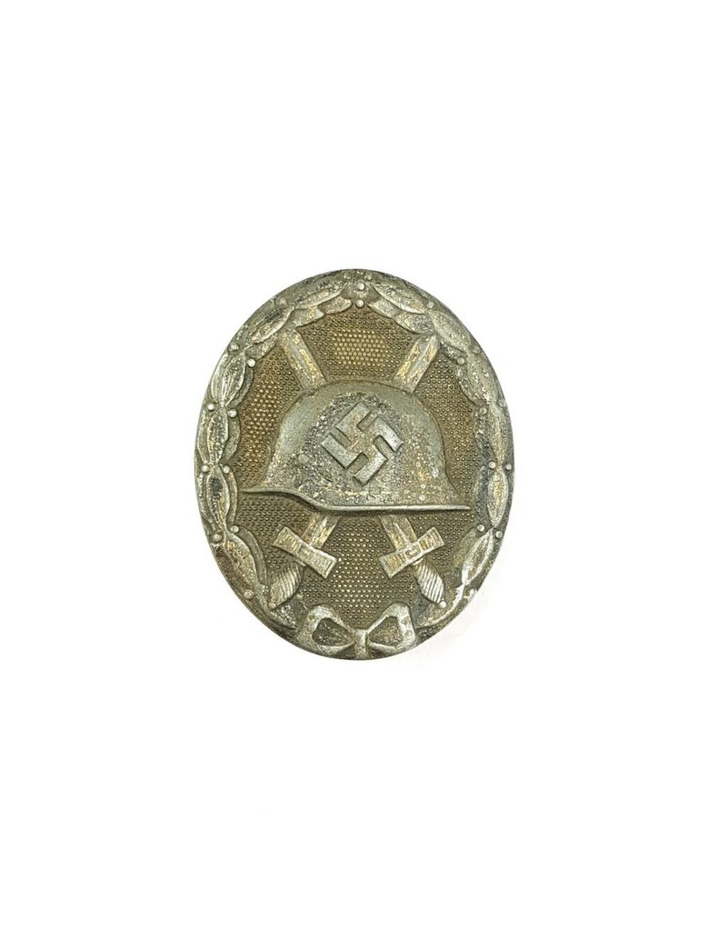 Wounded Badge in Silber L/14