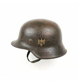 Wehrmacht M42 SD Helm