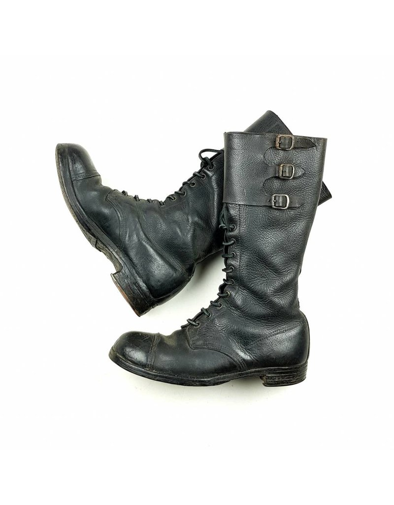 British Motorcyclists Boots 1942