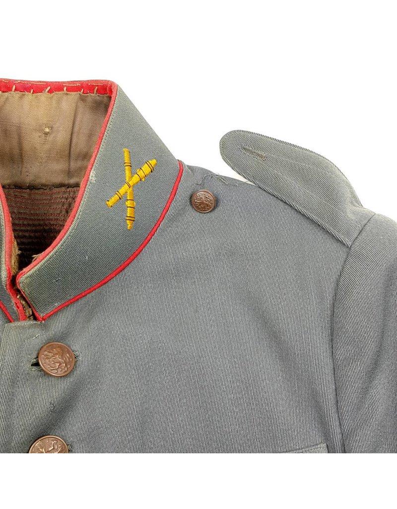 Dutch Uniform Tunic of the Artillery