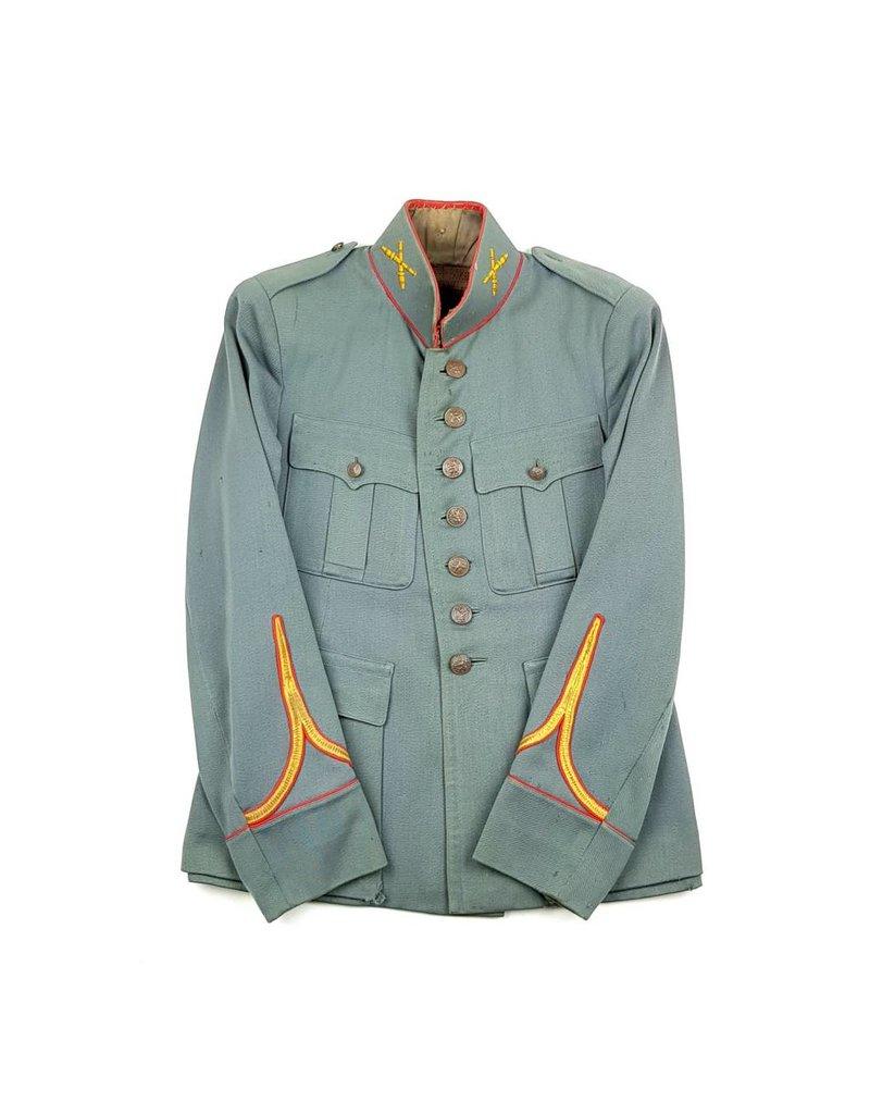 Nederlands Buitenmodel Uniformjas van de Artillerie
