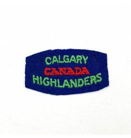 Canadese Schoudertitel