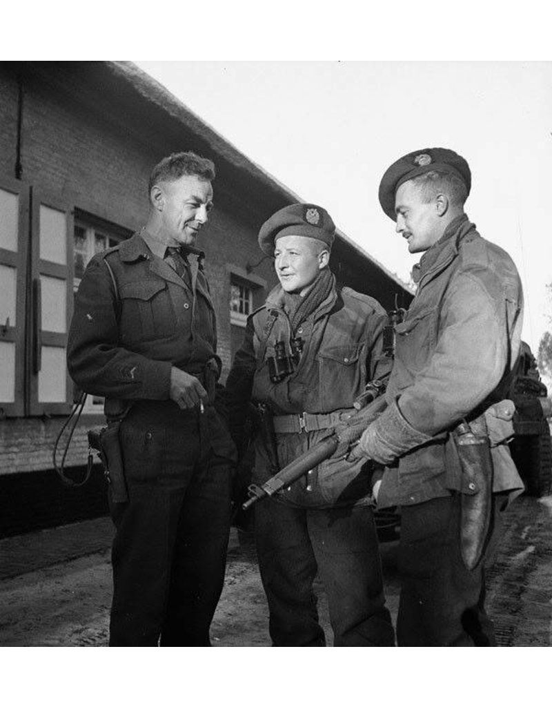 Calgary Highlanders of Canada Shouldertitle