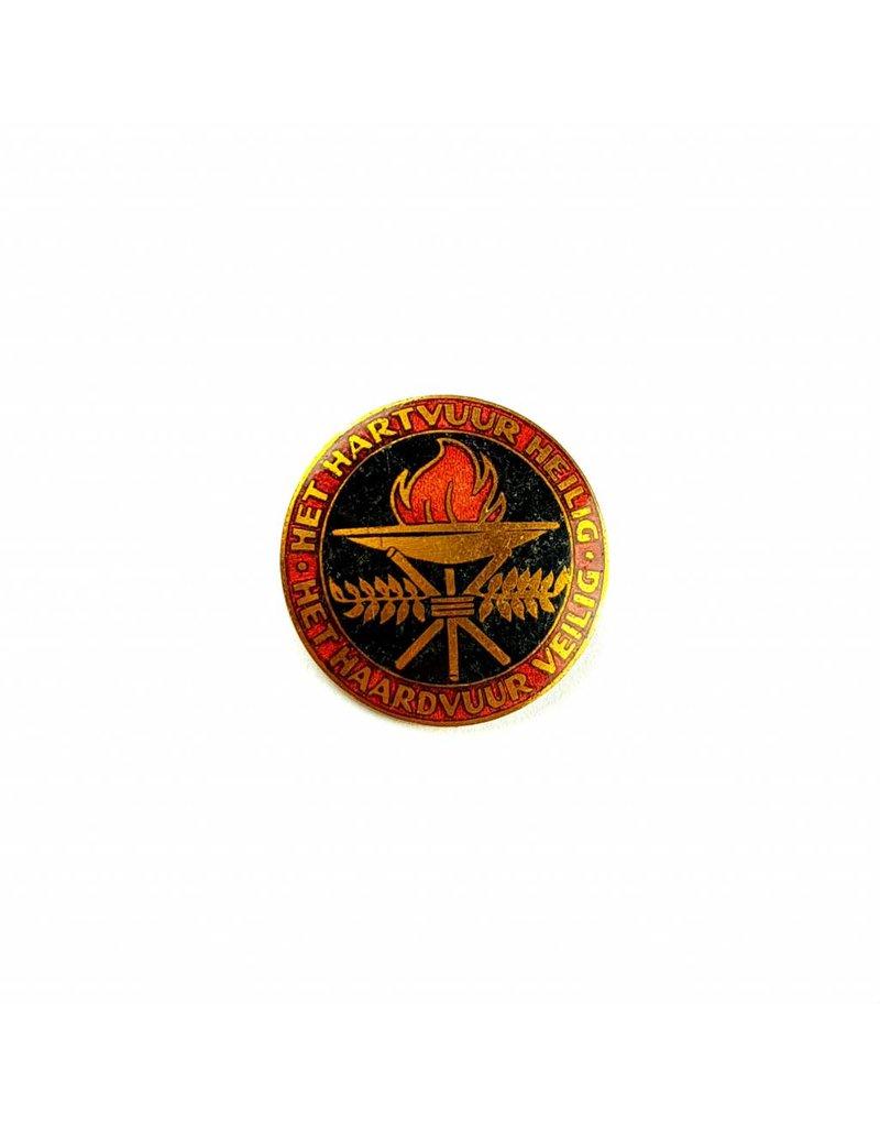 'Het Hartvuur Heilig' Badge