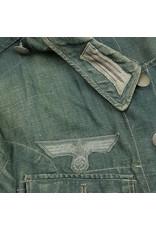 Wehrmacht Drillich Uniformjas