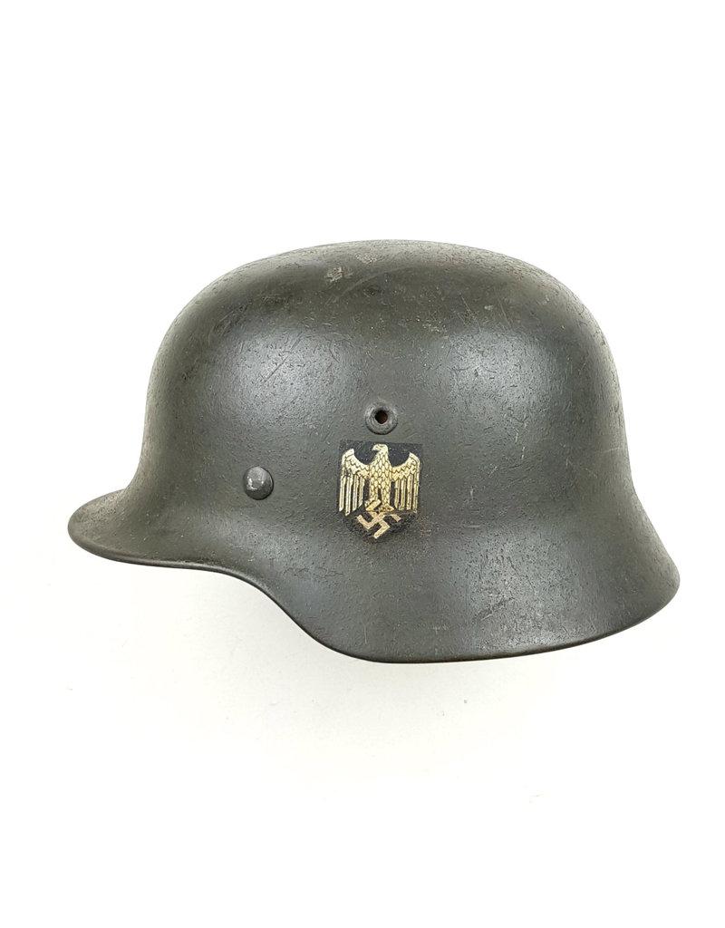 Wehrmacht (Heer) M40 SD Helmet ET64