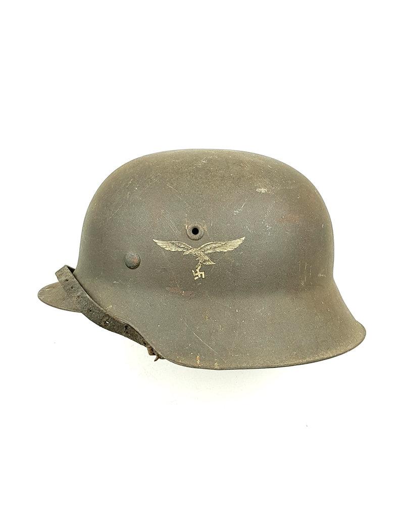 Luftwaffe M42 Single-Decal Helm