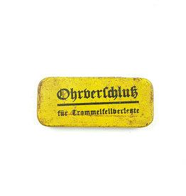 Wehrmacht Klein Blikje
