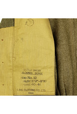Battledress Lake Superior Regiment 1944