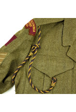 Battedress British Columbia Dragoons - 5th Canadian Armoured Division