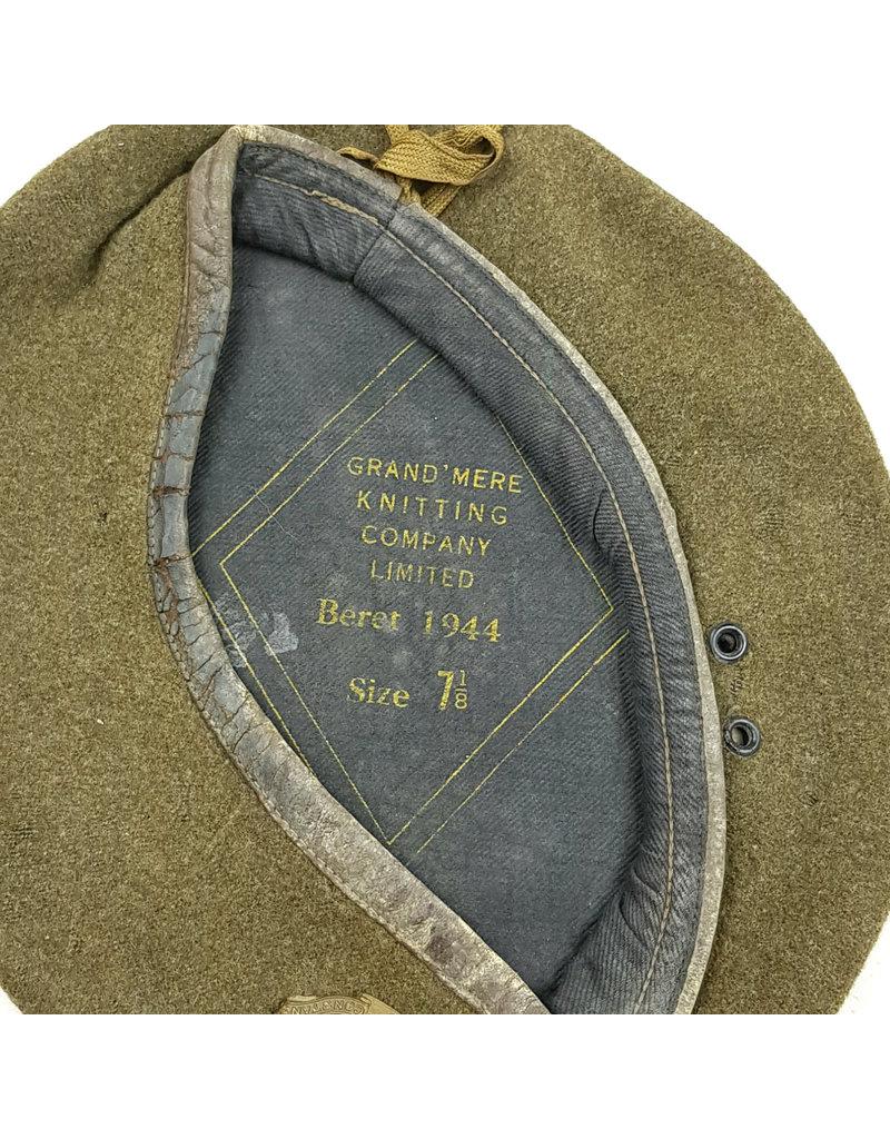 Canadian NSR Beret 1944