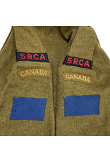 Battledress 5RCA - 2nd Canadian Infantry Division