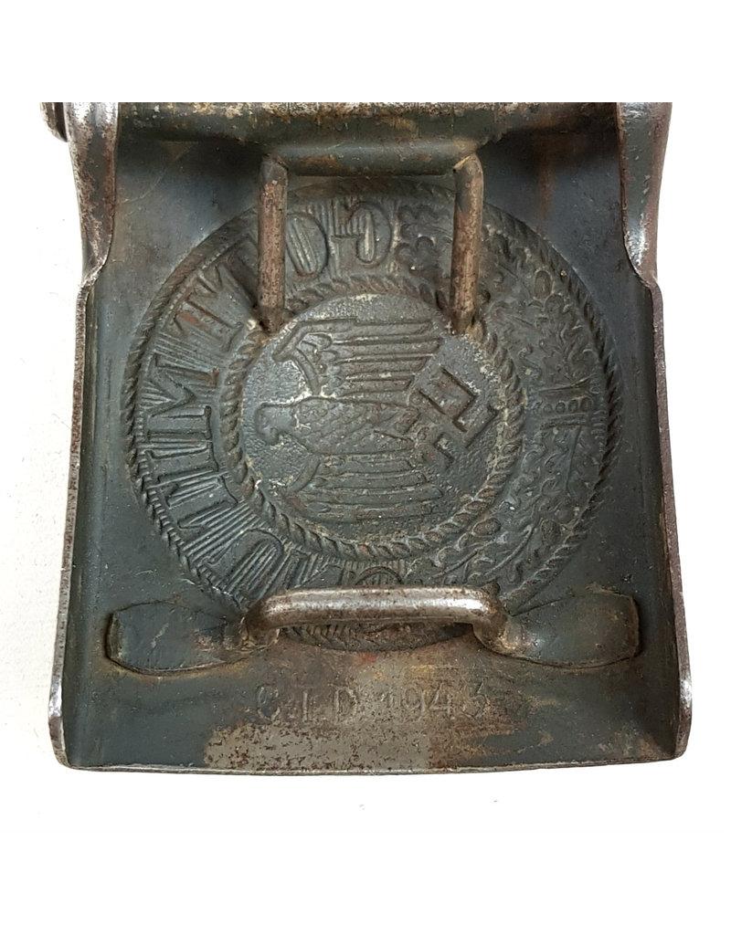 WH (Heer) Belt Buckle CTD 1943