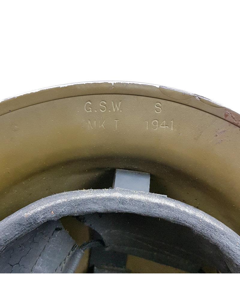 Canadian Camo Helmet GSW 1941