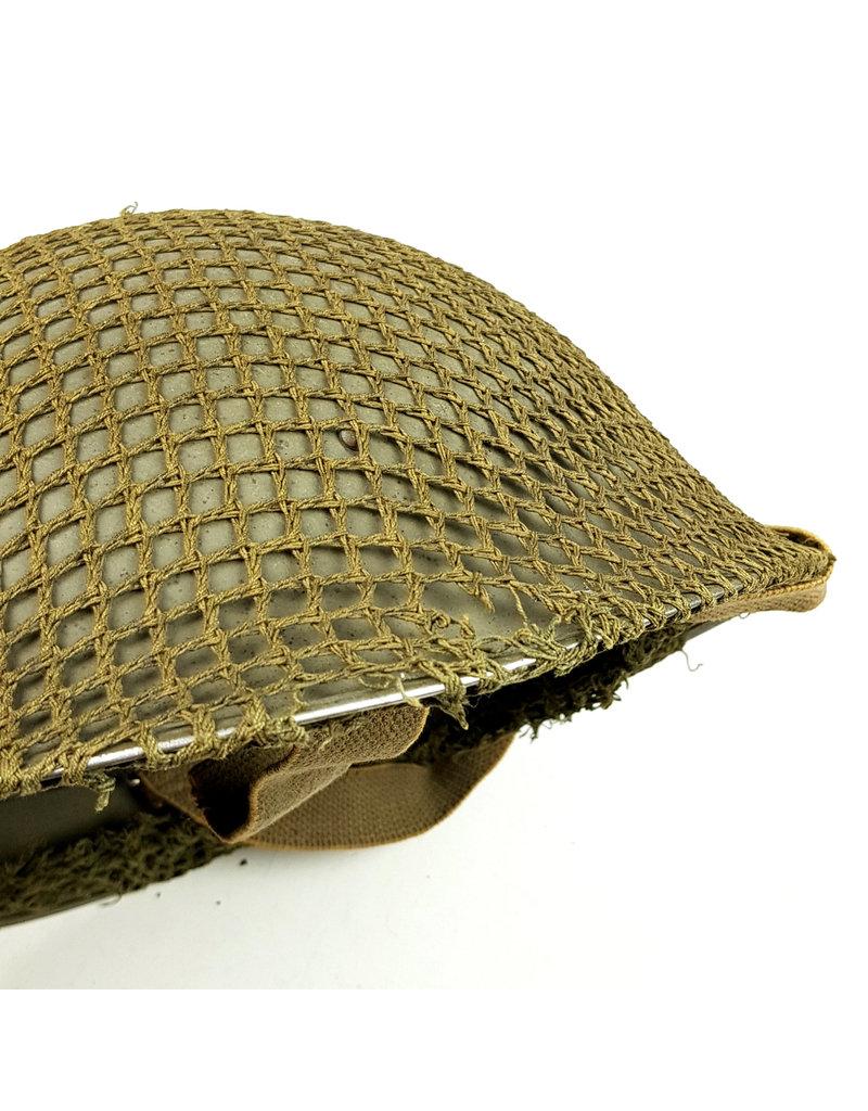 Canadese MkIII Helm met Netje