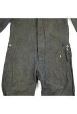 Canadian WW2 Black Tank Suit