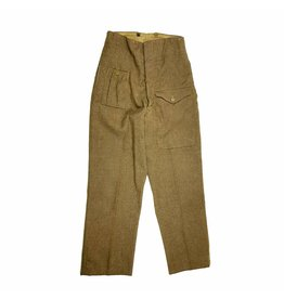 British P40 Battledress Trousers