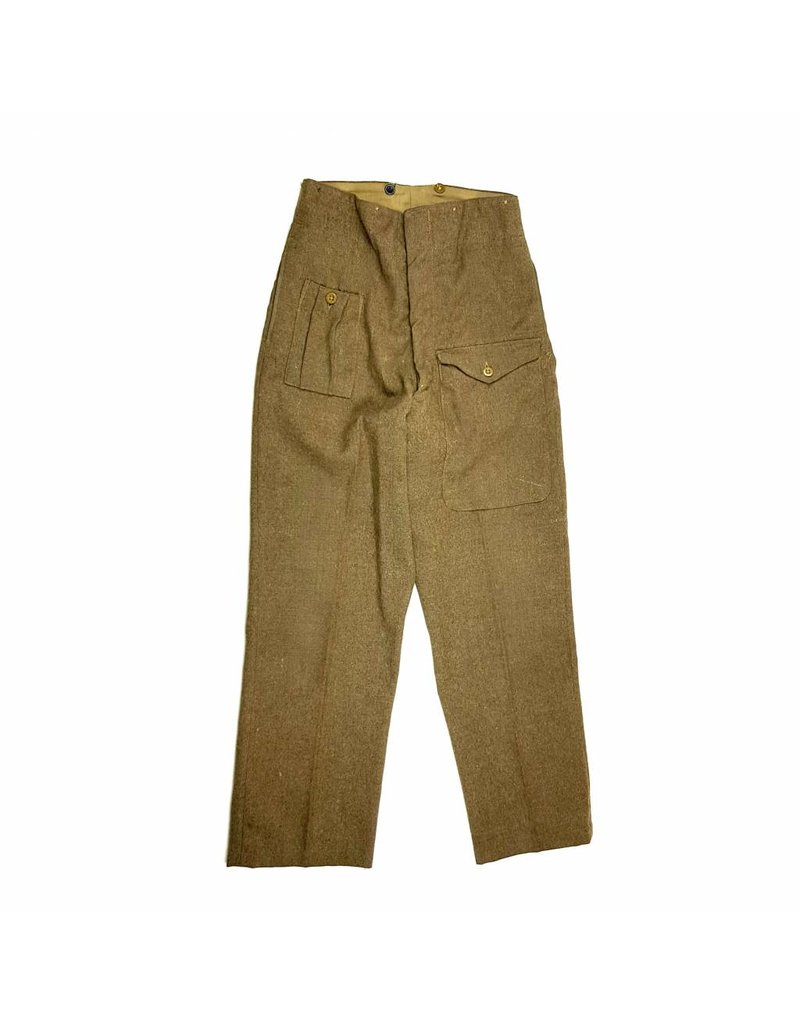 Britse P40 Battledress Broek 1944 size 13