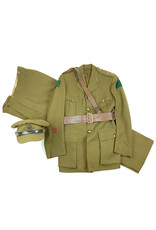 Service-Dress RCA 4th Canadian Armoured Division