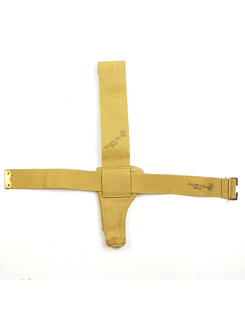 WW2 Canadian Tank Corps Holster