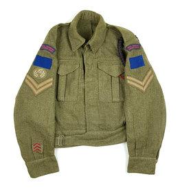 Battledress RCOC 1943