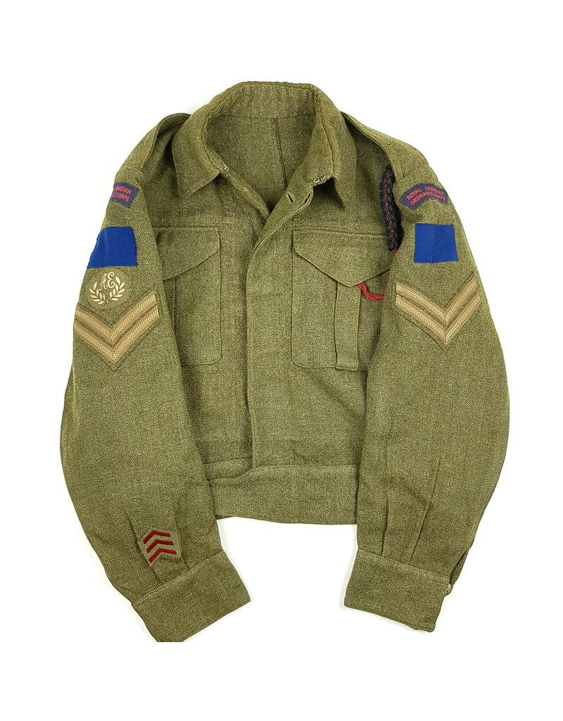 Royal Canadian Ordnance Corps, AE