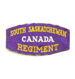 South Saskatchewan Regiment - Gedrukt