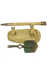 British P37 Entrenching Tool and Cover