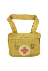 Engelse Medic Tas met Shell Dressings