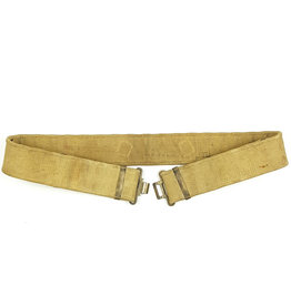 Canadian P37 Web Belt