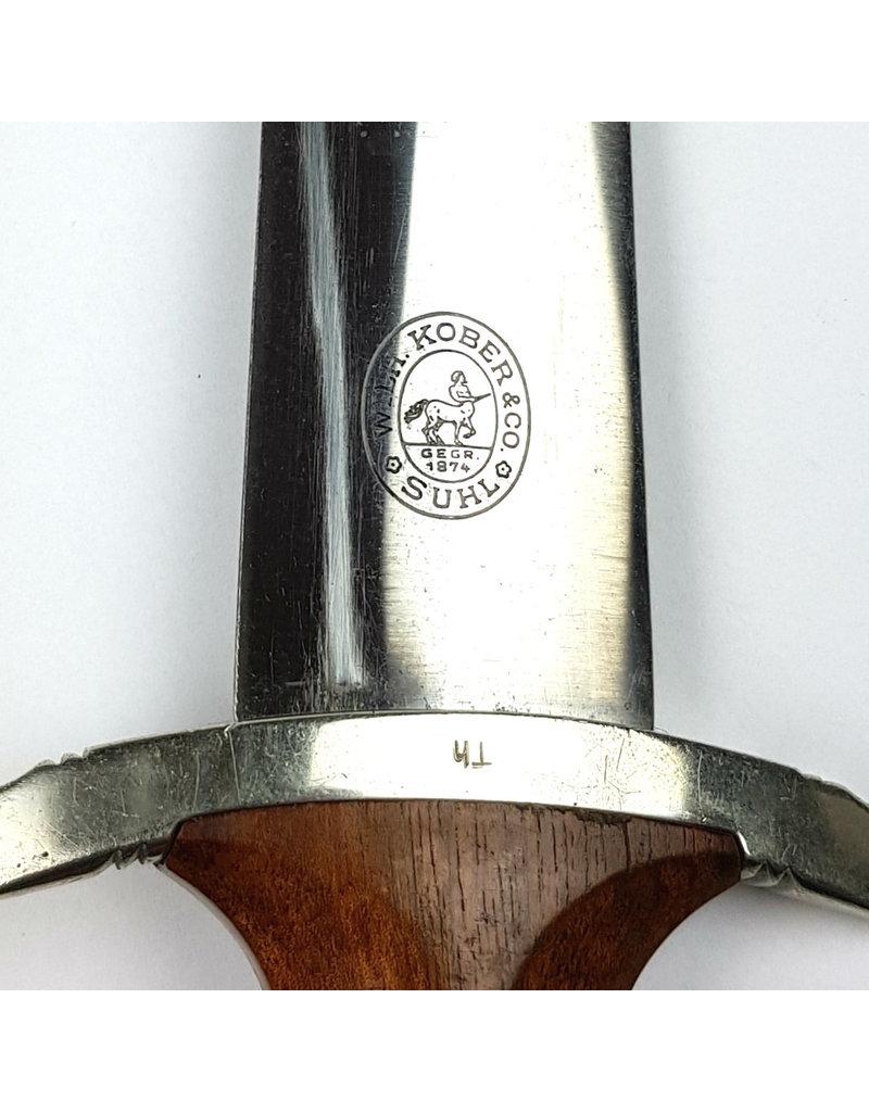 SA Dagger - Wilh. Kober & Co. / Suhl