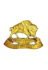 'XII Manitoba Dragoons' Baret Embleem